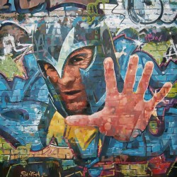 Magneto Graffiti